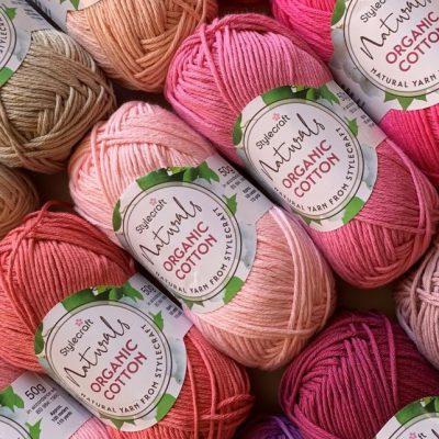 Stylecraft Naturals Organic Cotton