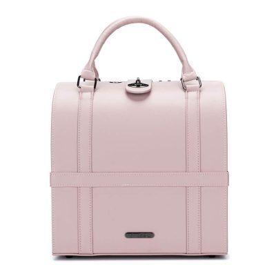 Namaste koffer roze