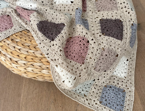 byClaire basic linnen blanket