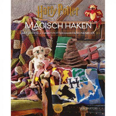 boek harry potter magisch haken