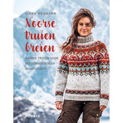 Boek Noorse truien breien