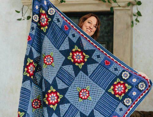 Indigo dreams Crochet Along
