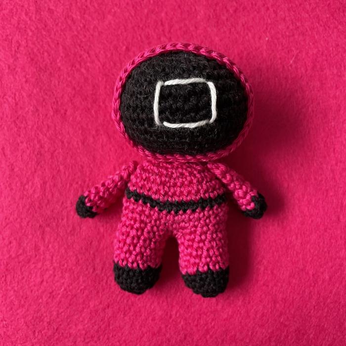 pink soldier